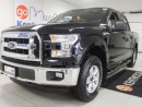 Used 2016 Ford F-150 Black! V6! XLT! 4X4! Your next trip could be soo luxurious! Try it out! for sale in Edmonton, AB
