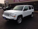 Used 2015 Jeep Patriot North 4X4 SUNROOF CALL PICTON  $142.98 29K for sale in Picton, ON