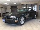 Used 2012 Ford Mustang PREMIUM 305HP LOW KMS! CALL BELLEVILLE $149.97 for sale in Picton, ON