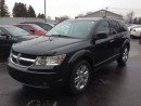 Used 2009 Dodge Journey R/T  LEATHER 7 SEATER $119.28 130K CALL PICTON for sale in Picton, ON