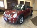 Used 2008 MINI Cooper CONVERTIBLE CONVERTIBLE 5-SPEED  CALL BELLEVILLE @ 1-888-760- for sale in Picton, ON