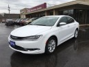 Used 2015 Chrysler 200 200C 3.6L V-6 LEATHER/NAVI/PANO ROOF $162.75 15K C for sale in Picton, ON