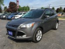 Used 2013 Ford Escape SEL 4WD 2.0L ECO/LEATHER/NAVI/ROOF CALL BELLEVILLE for sale in Picton, ON