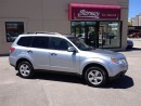 Used 2012 Subaru Forester 2.5X CONVENIENCE PKG AWD CALL BELLEVILLE $134.24 9 for sale in Picton, ON