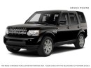 Used 2012 Land Rover LR4 Base for sale in Whitby, ON