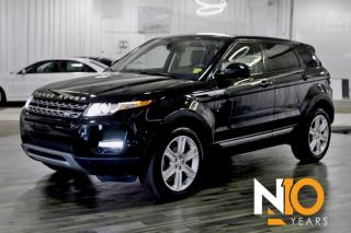 Used 2015 Land Rover Evoque Premium, Navi, Pano Roof, Back for sale in Winnipeg, MB