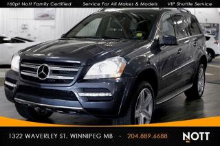 Used 2012 Mercedes-Benz GL-Class 350 4Matic Diesel 7-Pass AMG D for sale in Winnipeg, MB