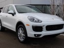 Used 2016 Porsche Cayenne Certified Pre Owned | Panoramic Moonroof | Lane Change Assist for sale in Edmonton, AB