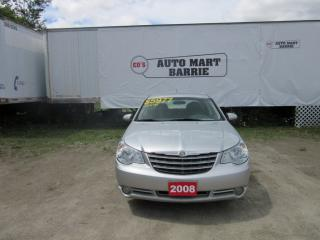 Used 2008 Chrysler Sebring for sale in Barrie, ON