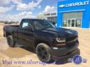 Used 2016 Chevrolet Silverado 1500 Blackout Edition for sale in Shaunavon, SK