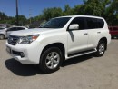 Used 2011 Lexus GX 460 LUXURY * 4WD * LEATHER * SUNROOF * NAV * REAR CAM * BLUETOOTH for sale in London, ON