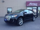 Used 2012 Ford Edge LIMITED FWD V-6 LEATHER/PANO SUNROOF/ NAVI CALL BE for sale in Picton, ON