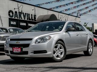 Used 2010 Chevrolet Malibu LS for sale in Oakville, ON