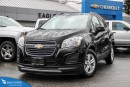 New 2016 Chevrolet Trax LT Backup camera & Chevrolet MyLink system for sale in Port Coquitlam, BC