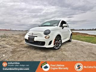Used 2016 Fiat 500 Turbo for sale in Richmond, BC