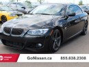 Used 2011 BMW 335i Hard top convertible! for sale in Edmonton, AB