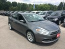 Used 2013 Dodge Dart sxt turbo~6 speed manual~cd~a/c for sale in Owen Sound, ON