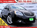 Used 2012 Buick Verano | LEATHER-TRIMMED SEATS| SUNROOF| for sale in Burlington, ON