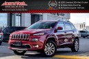 New 2016 Jeep Cherokee Overland 4x4|Tech Grp|Nav|Bluetooth|Rear Cam|Htd/Vntd Frnt Seats|18