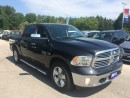 Used 2015 Dodge Ram 1500 big horn 4x4~ crew cab~5.7L hemi V8~running boards for sale in Owen Sound, ON