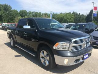 Used 2015 Dodge Ram 1500 Big Horn - Crew Cab 4x4 for sale in Owen Sound, ON