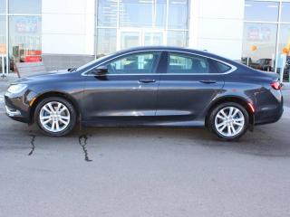 Used 2016 Chrysler 200 Limited for sale in Peace River, AB