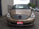 Used 2007 Mercedes-Benz B-Class for sale in Scarborough, ON