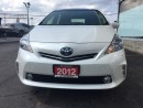 Used 2012 Toyota Prius Prius V Top of the Line for sale in Scarborough, ON