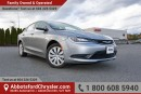 New 2016 Chrysler 200 LX for sale in Abbotsford, BC