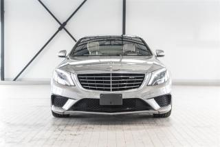 Used 2015 Mercedes-Benz S63 AMG 4MATIC Sedan for sale in Langley, BC