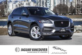 Used 2017 Jaguar F-PACE 35t AWD R-Sport *Certified Pre-Owned 6yr/160,000km Warranty! for sale in Vancouver, BC
