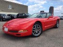 Used 2002 Chevrolet Corvette Corvette 2 DR Hardtop for sale in North York, ON