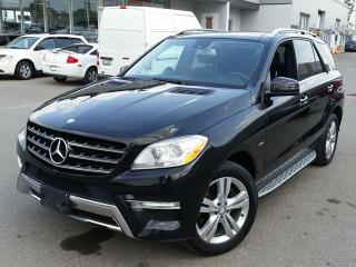 Used 2012 Mercedes-Benz ML-Class ML350 BlueTEC for sale in Brampton, ON