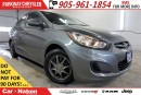 Used 2013 Hyundai Accent PRE-CONSTRUCTION SALE| GL| HTD SEATS| ACTIVE ECO| for sale in Mississauga, ON