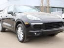 Used 2016 Porsche Cayenne Cayenne V6 Local Edmonton Vehicle for sale in Edmonton, AB