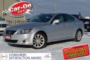 Used 2008 Lexus IS 250 AWD PREMIUM ONLY 74,000KM for sale in Ottawa, ON