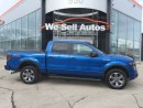 Used 2013 Ford F-150 FX4 Super Crew AWD *HTD SEATS *LTHR *SUNROOF *CAM for sale in Winnipeg, MB