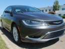 Used 2016 Chrysler 200 Limited for sale in Edmonton, AB