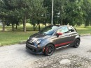 Used 2015 Fiat 500 Abarth Cabriolet for sale in York, ON