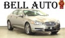 Used 2009 Jaguar XF PREMIUM PKG BACKUP CAMERA NAVIGATION LEATHER SUNRO for sale in North York, ON