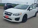 Used 2012 Subaru Impreza 2.0i w/Touring Pkg for sale in Beamsville, ON