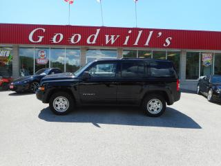 Used 2015 Jeep Patriot North! for sale in Aylmer, ON