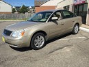 Used 2005 Ford Five Hundred SEL for sale in St Catharines, ON