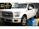 New 2016 Ford F-150 SUPERCREW 4X4 Limited 145