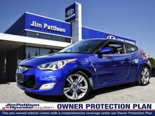 Used 2012 Hyundai Veloster Tech - Sunroof- Back up Cam-Navigation for sale in Port Coquitlam, BC