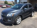 Used 2013 Chevrolet Trax LTZ AWD/ROOF/LEATHER CALL NAPANEE $141.60 56K for sale in Picton, ON