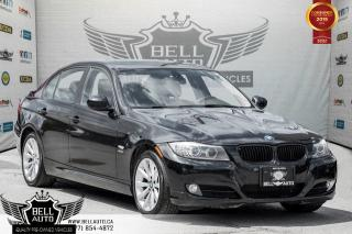 Used 2011 BMW 3 Series 328i xDrive Executive Edition, AWD, NAVI, SUNROOF, BLUETOOTH for sale in Toronto, ON