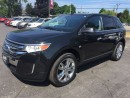 Used 2013 Ford Edge LIMITED AWD 3.5L V-6 LEATHER/ROOF CALL PICTON for sale in Picton, ON