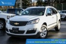 Used 2016 Chevrolet Traverse LS Satellite Radio and Backup Camera for sale in Port Coquitlam, BC
