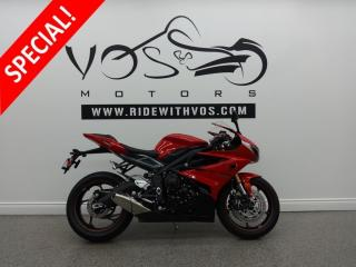 Used 2015 Triumph Daytona 675 - No Payments For 1 Year** for sale in Concord, ON